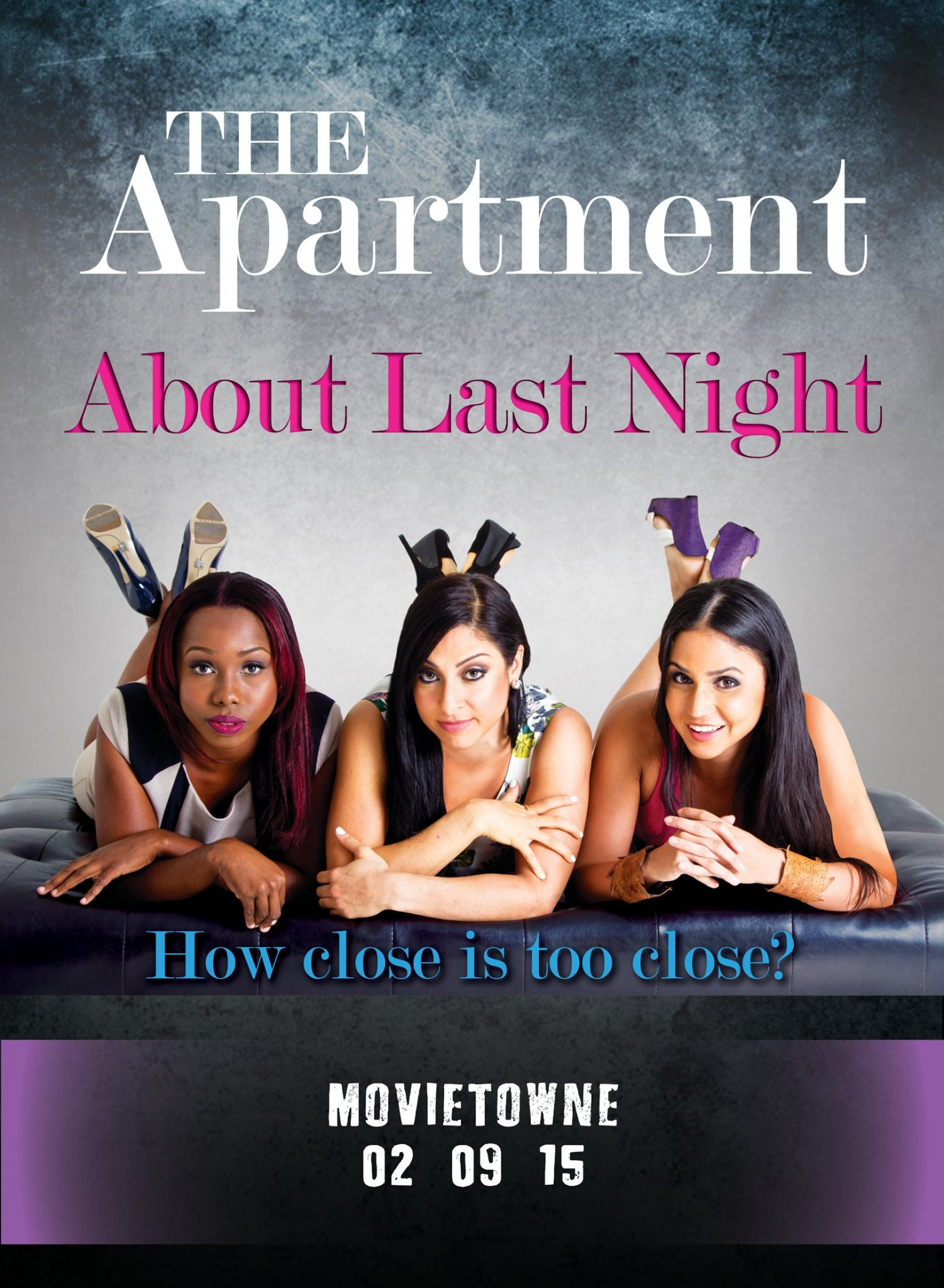 The apartment about last night to open at movie towne for The apartment cast