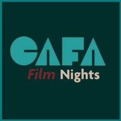 cafa film nights logo C